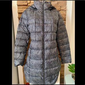 Michael Kors Leopard Print Packable Coat ✨